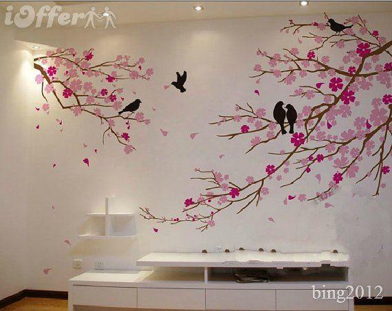 Beautiful 20 Painted Trees Wall Art Wall Art Ideas Pmpresssecretariat