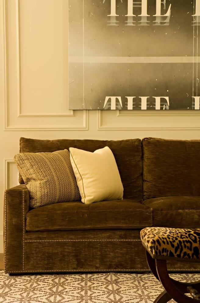 20 Ideas of Brown Velvet Sofas  Sofa Ideas