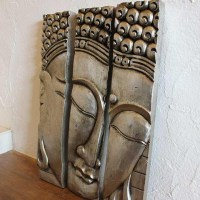 20 Best Collection of Silver Buddha Wall Art | Wall Art Ideas
