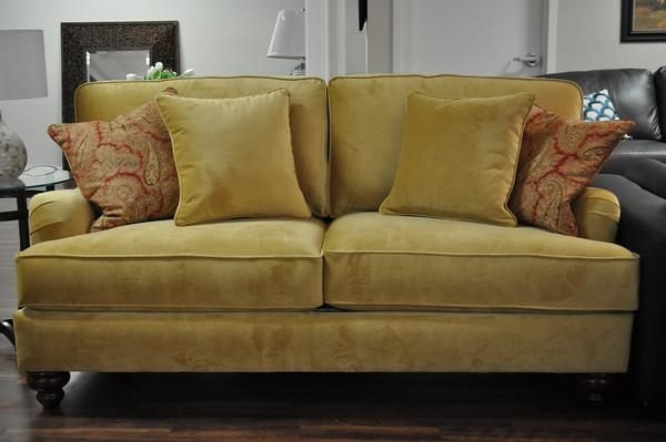 20 Best Collection of Condo Size Sofas  Sofa Ideas