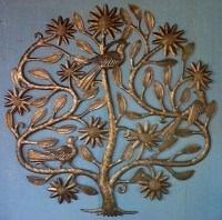 Top 20 Metal Tree Wall Art Sculpture | Wall Art Ideas