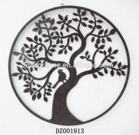 20 Best Wrought Iron Tree Wall Art | Wall Art Ideas