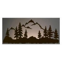 20 Best Country Metal Wall Art | Wall Art Ideas