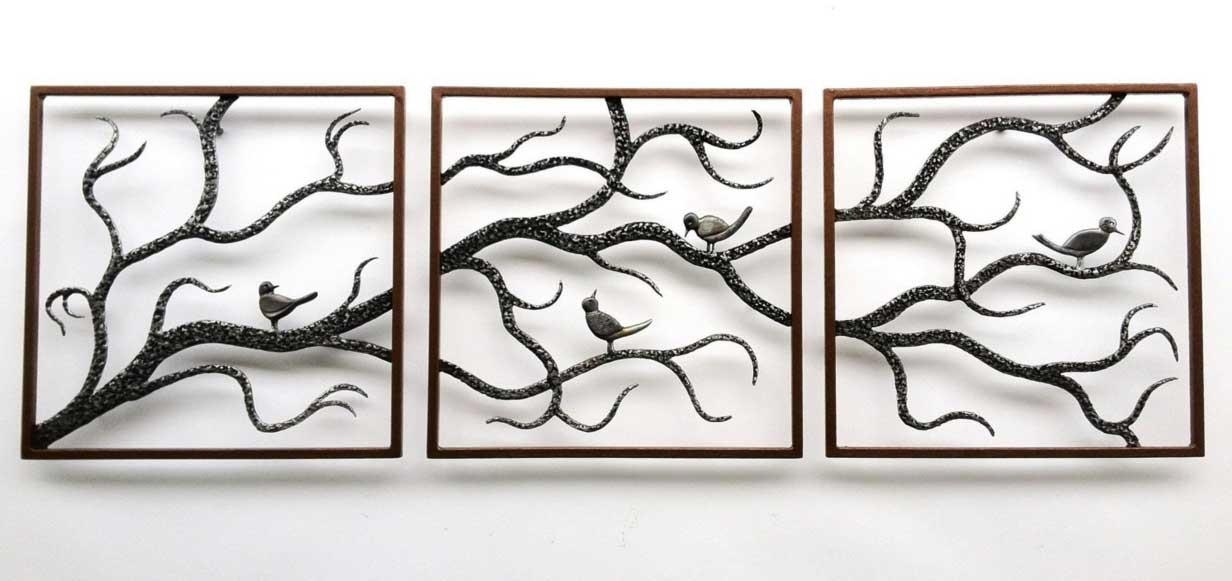 20 Best Collection Of Metal Large Outdoor Wall Art
