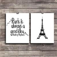 20 Inspirations Paris Themed Wall Art   Wall Art Ideas