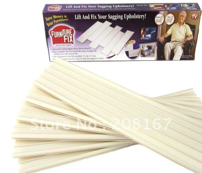 how to fix a sagging sofa bed phoebe ethan allen support boards seat savers cushion ...