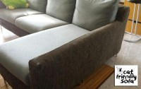 Cat Friendly Sofa Protection For Sofas And Armchairs Cat ...