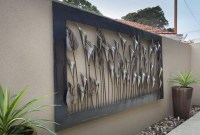 20 Collection of Contemporary Outdoor Wall Art | Wall Art ...