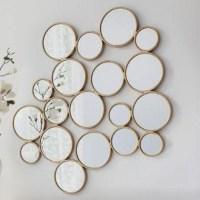 20 Best Ideas Abstract Mirror Wall Art   Wall Art Ideas