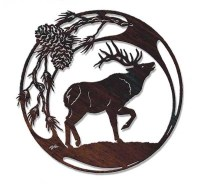 20 Ideas of Western Metal Wall Art Silhouettes | Wall Art ...