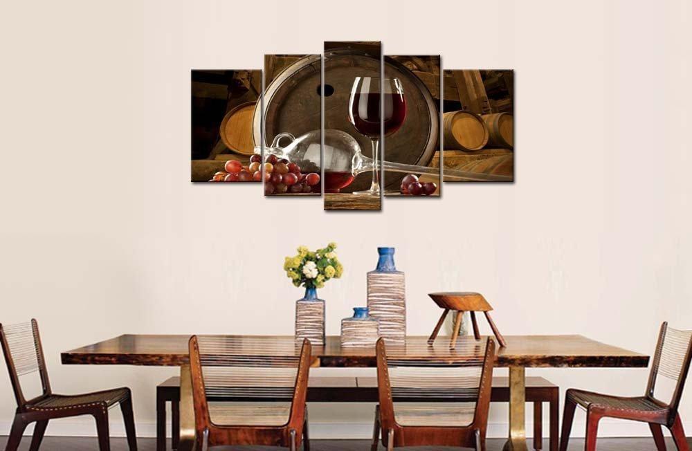 20 Inspirations Wine Theme Wall Art
