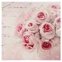 20 Ideas of Rose Canvas Wall Art | Wall Art Ideas