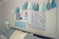 20 Ideas of Wall Art for Teenage Girl Bedrooms | Wall Art ...