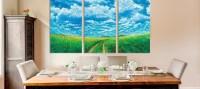 20 Best Ideas Three Piece Canvas Wall Art   Wall Art Ideas