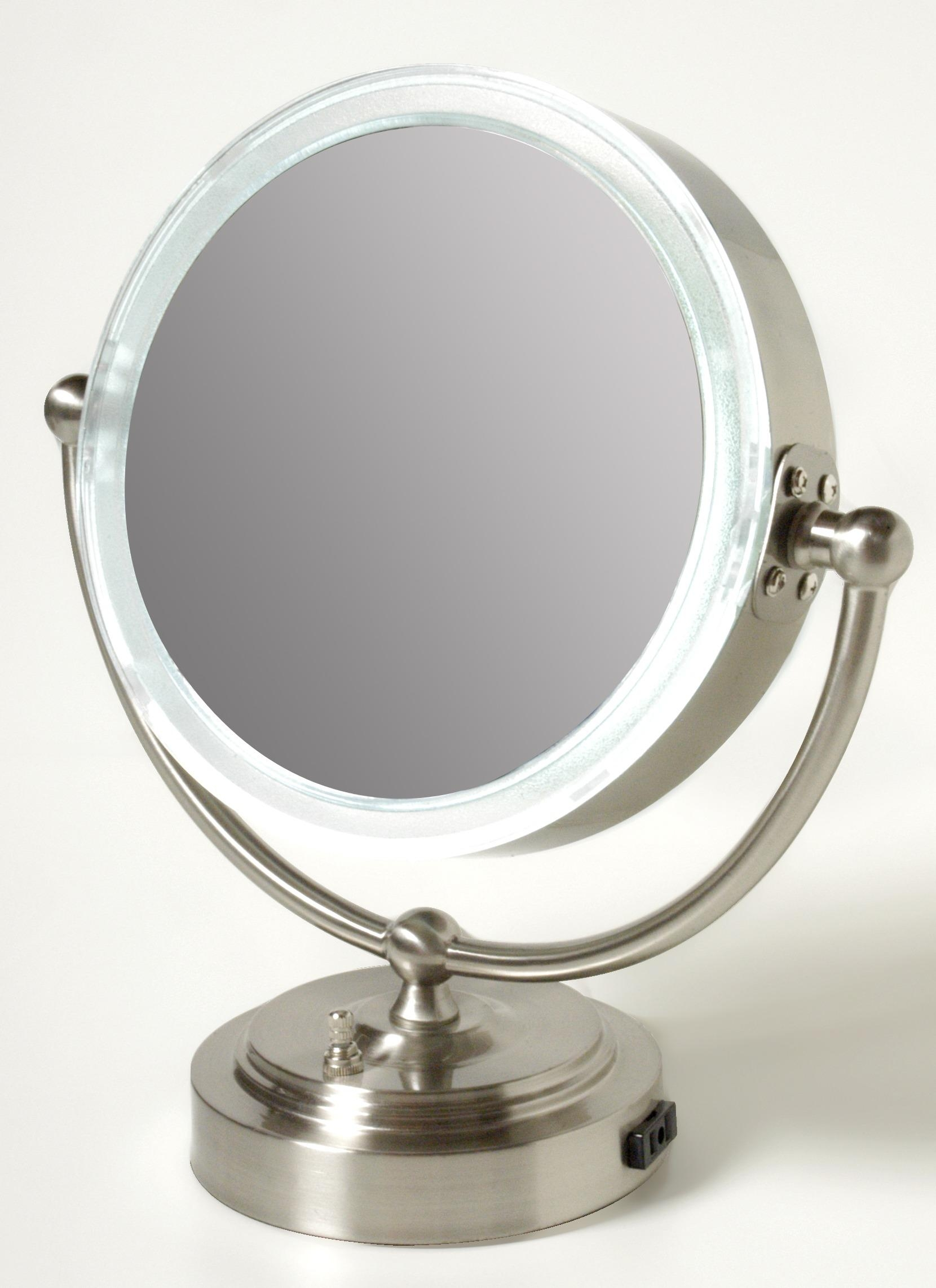 Magnified Bathroom Mirrors