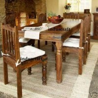 Indian Style Dining Tables   Dining Room Ideas
