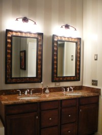20 Collection of Decorative Mirrors for Bathroom Vanity