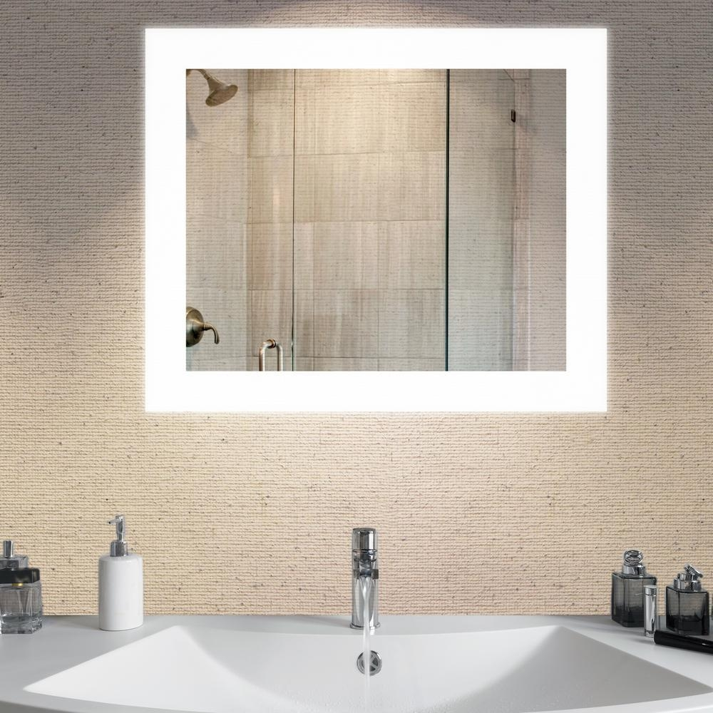20 Best Collection of Bathroom Vanity Mirrors  Mirror Ideas