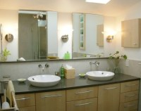 20 Best Collection of Fancy Bathroom Wall Mirrors | Mirror ...