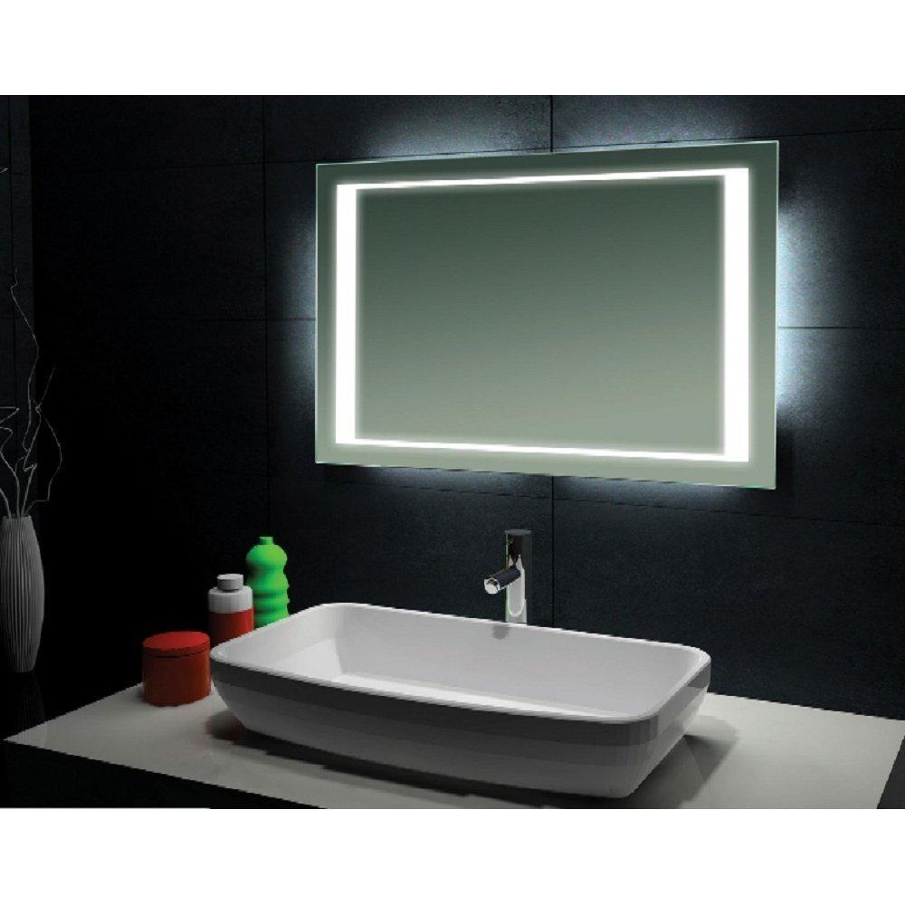 20 Ideas of Modern Bathroom Mirrors | Mirror Ideas