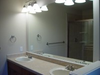 20+ Frameless Beveled Bathroom Mirrors | Mirror Ideas