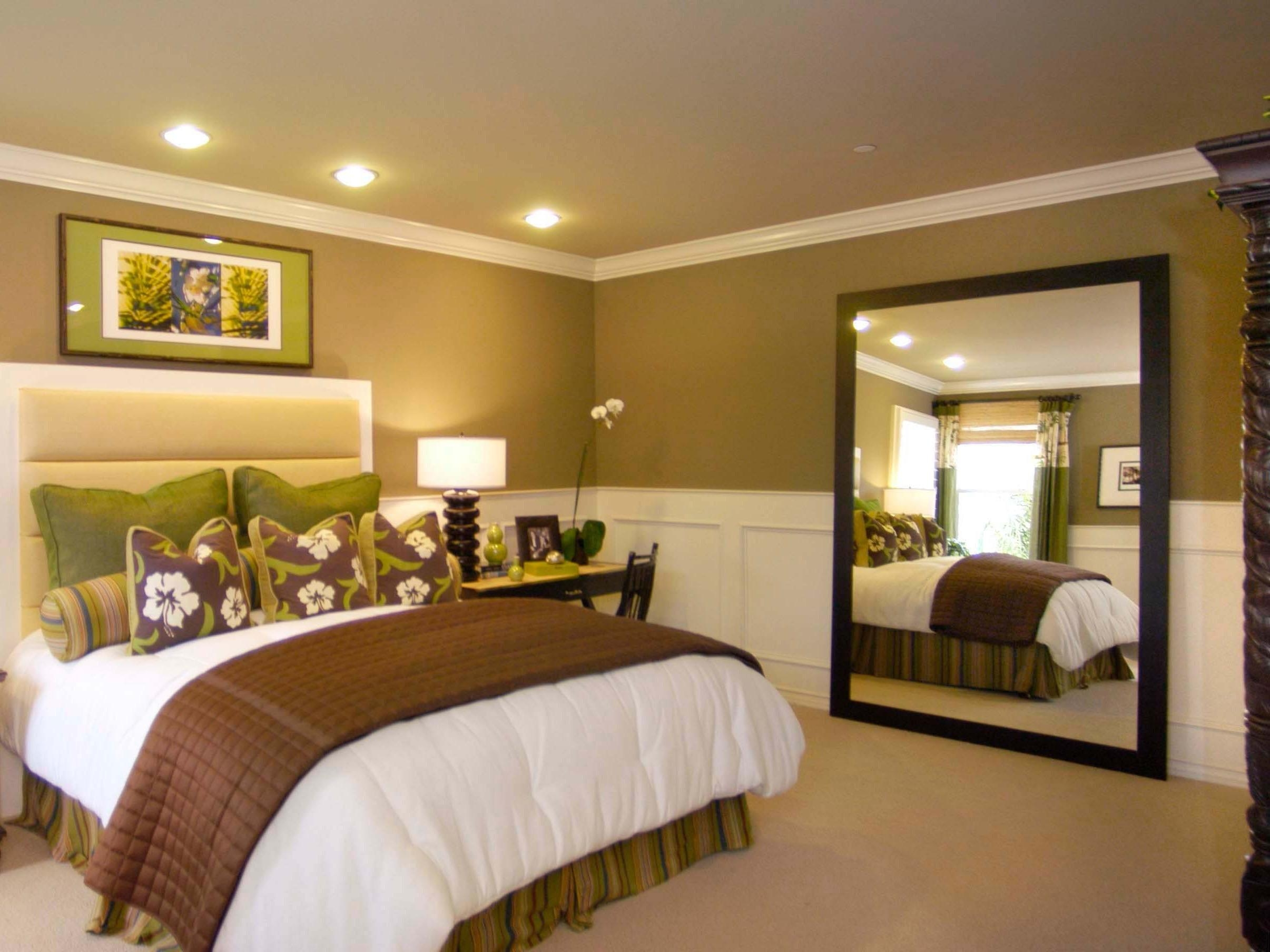 20 Ideas of Ceiling Mirrors for Bedroom  Mirror Ideas