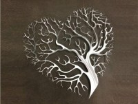 20 Inspirations Heart Shaped Metal Wall Art | Wall Art Ideas