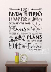 20 Best Ideas Jeremiah 29 11 Wall Art   Wall Art Ideas