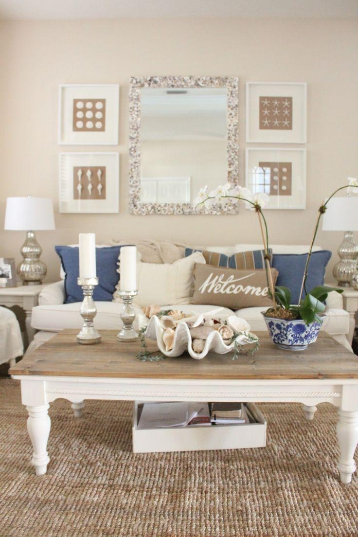 20 Framed Mirrors for Living Room  Mirror Ideas
