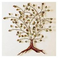 20 Best Iron Tree Wall Art | Wall Art Ideas