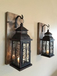 20+ Wood and Iron Wall Art | Wall Art Ideas