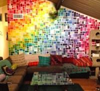 Paint Swatch Wall Art