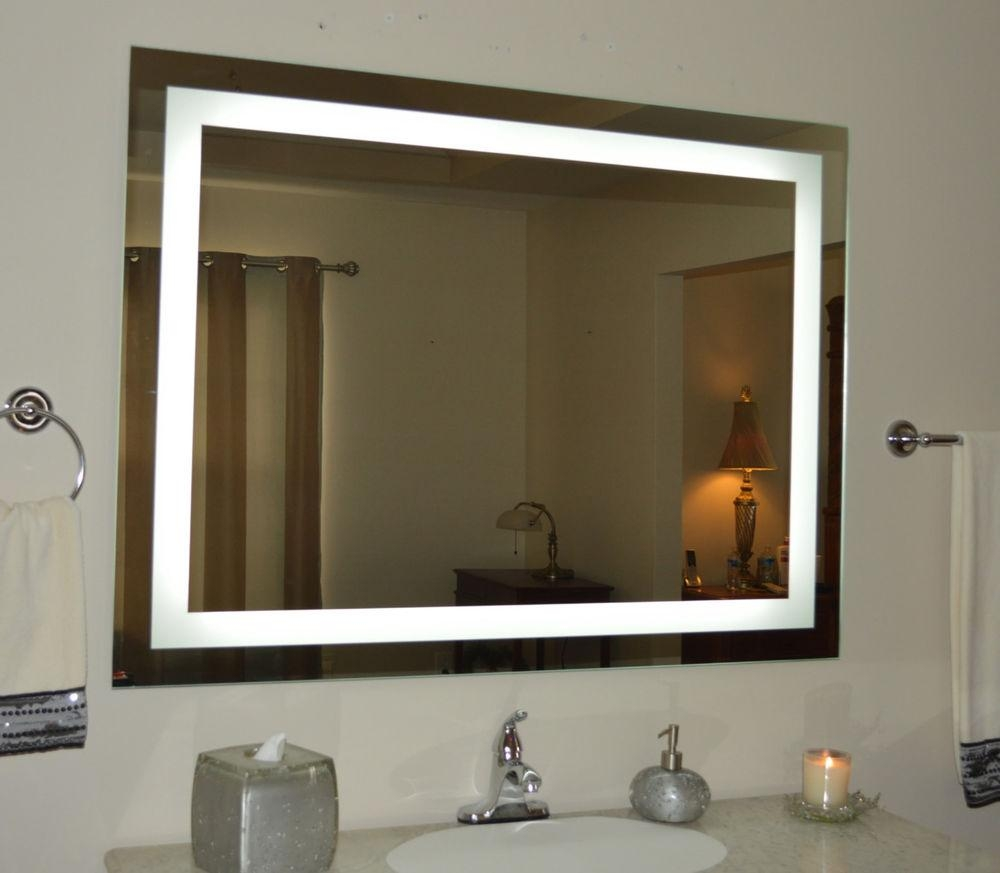 Top 20 Large Flat Bathroom Mirrors  Mirror Ideas