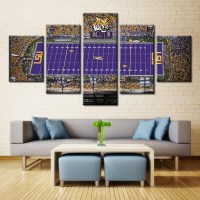 20 Inspirations Lsu Wall Art