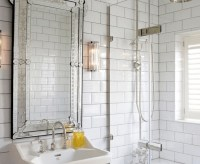 20 Best Collection of Fancy Bathroom Wall Mirrors