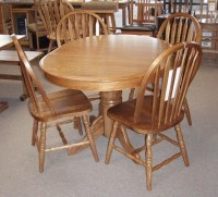20 Photos Oak Round Dining Tables and Chairs | Dining Room ...