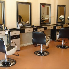 Beauty Salon Chairs Images Hanging Upside Down Chair For Back 20 Photos Hairdressing Mirrors Sale Mirror Ideas
