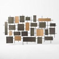 20+ Wood and Iron Wall Art   Wall Art Ideas