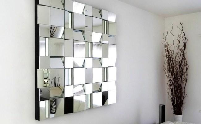 20 Photos Mirrors Decoration On The Wall Mirror Ideas