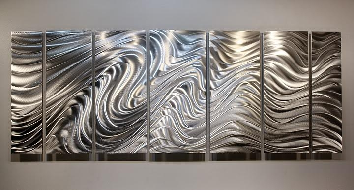 20 Collection Of Large Metal Wall Art Sculptures