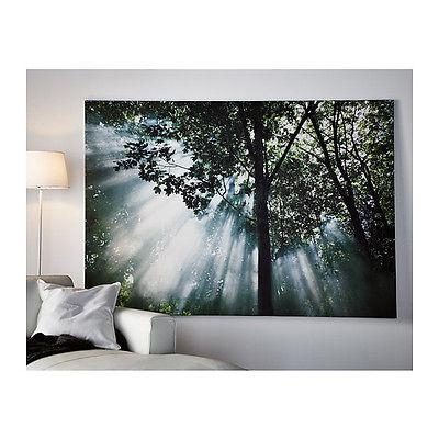Comfortable 20 Inspirations Ikea Large Wall Art Wall Art Ideas