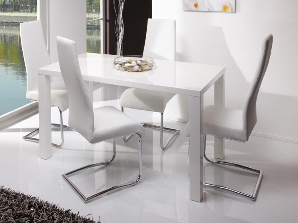 20 Best Ideas Gloss White Dining Tables and Chairs