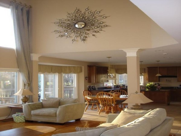 large living room wall decorating ideas 20+ Mirrors for Living Room Walls | Mirror Ideas