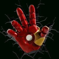 20 Best Collection of The Avengers 3D Wall Art Nightlight ...