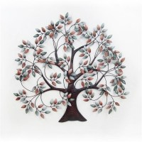20 Best Iron Tree Wall Art   Wall Art Ideas