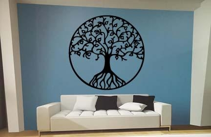 20 Tree of Life Wall Art Stickers  Wall Art Ideas