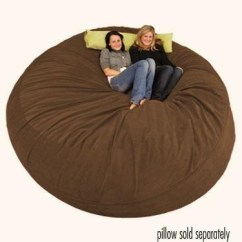 Giant Bean Bag Chairs For Adults Leanback Lounger 20 Ideas Of | Sofa