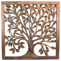20 Ideas of Tree of Life Wood Carving Wall Art | Wall Art ...
