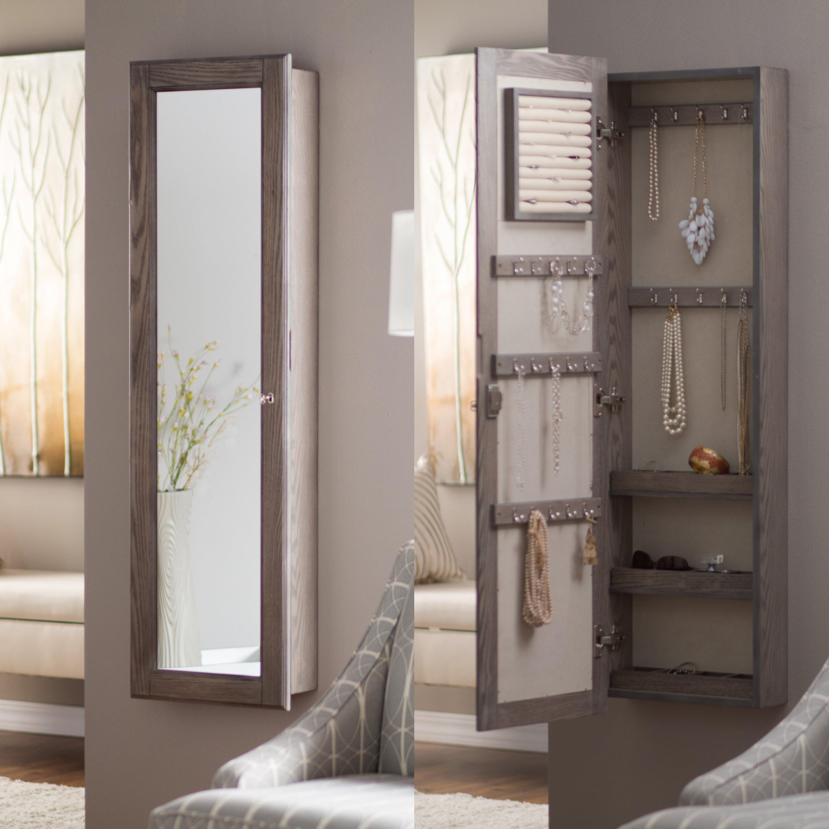 20 Ideas of Wall Mounted Mirrors for Bedroom  Mirror Ideas