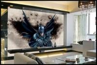 20 Best Collection of Batman 3D Wall Art   Wall Art Ideas